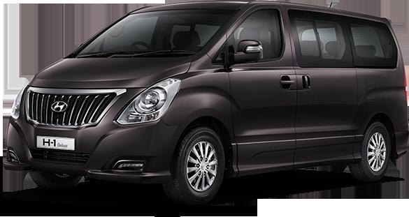 New Hyundai H1